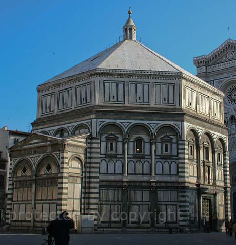 Baptisteriu Florenta