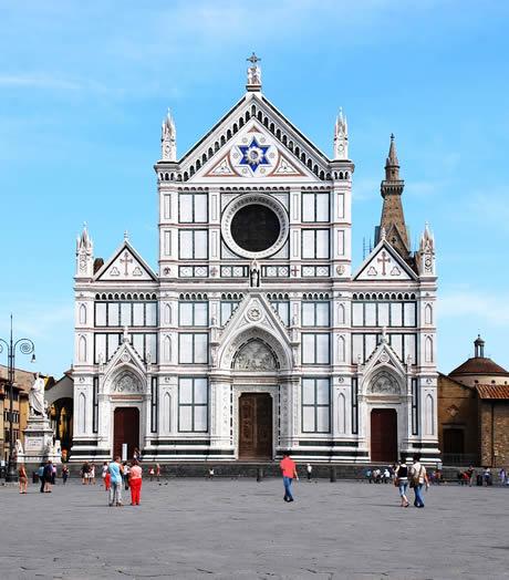 Bazilica santa croce Florenta